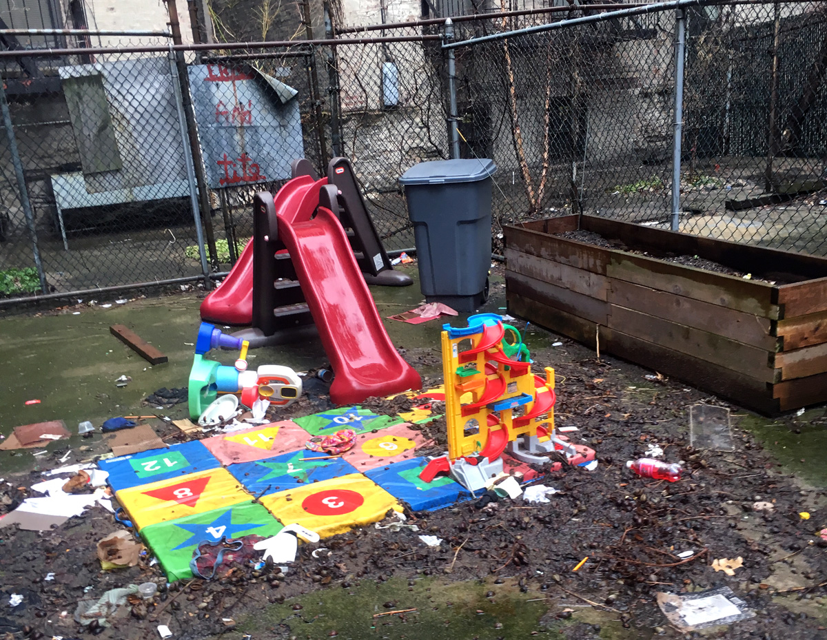 An Investigation into the Provision of Child Care Services in New ...