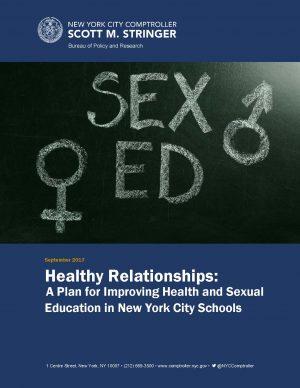 Has sex education succeeded or failed