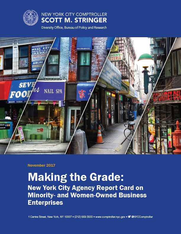 making the grade 2017 office of the new york city comptroller