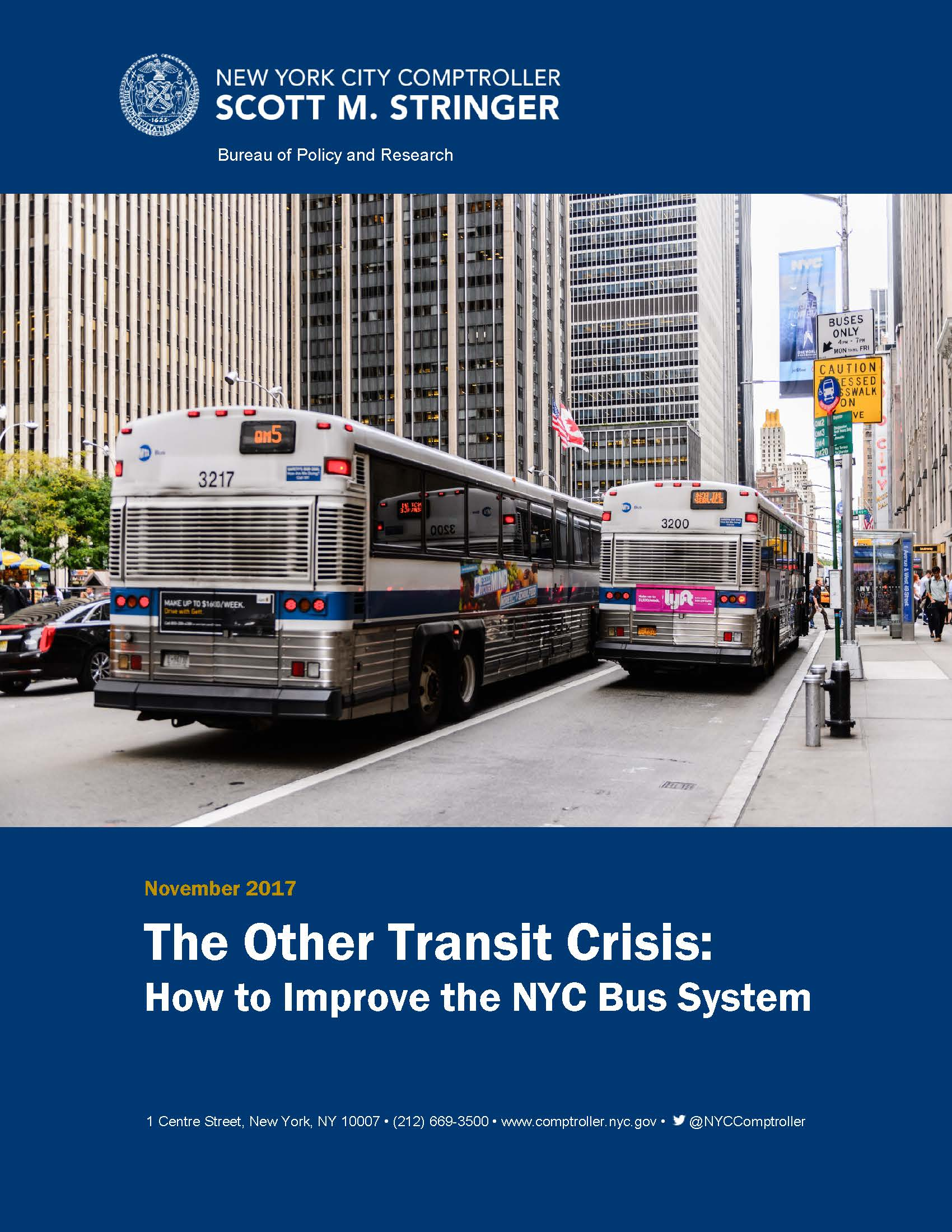 Circuit Says Nyc Must Pay Tuition Of >> The Other Transit Crisis How To Improve The Nyc Bus System Office