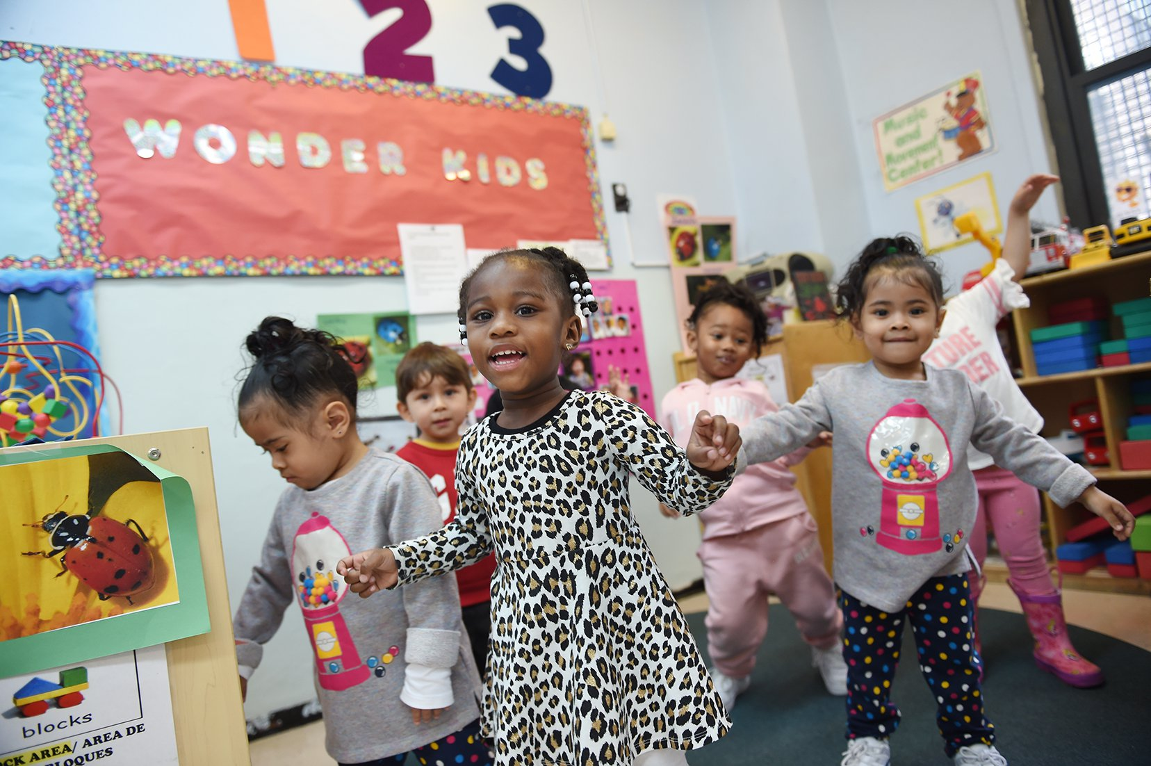 "Comptroller Stringer Proposes Landmark ""NYC Under 3"" Plan to Expand Affordable Child Care Access to New York City Working Families"